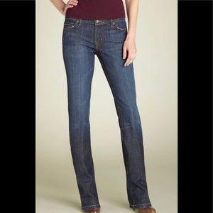 David Kahn Nikki boot cut jeans pants in PARIS